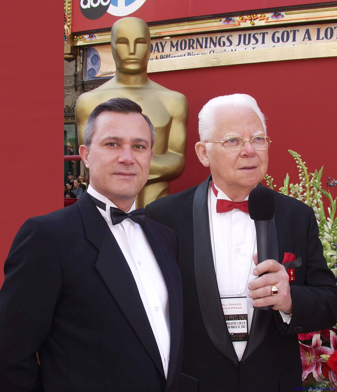 bill and tony-oscars