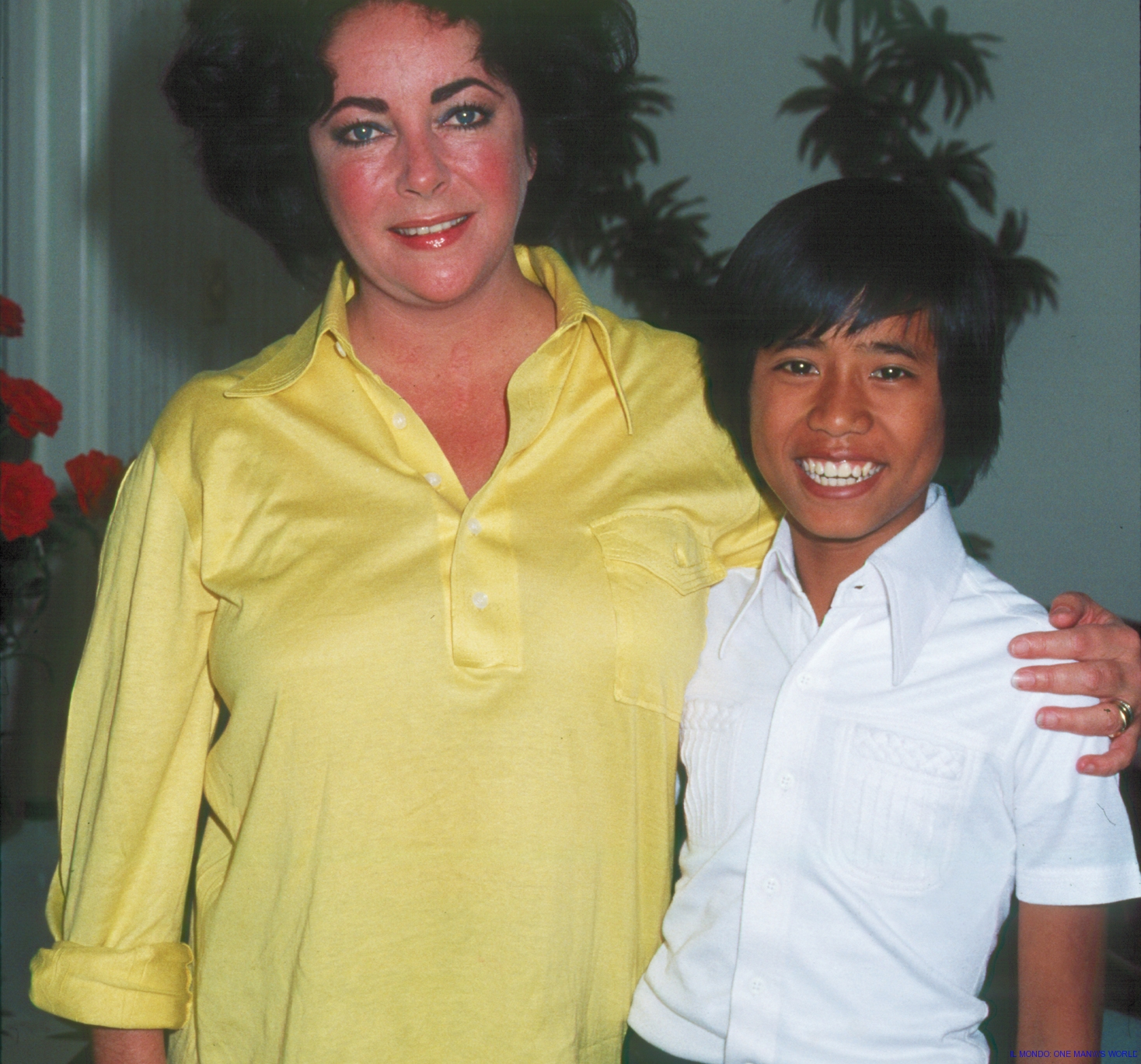 prasong and liz taylor